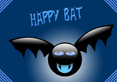 The Happy Bat